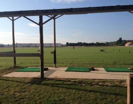 Practice de golf : 270m de long