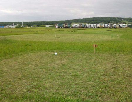Footgolf à Auxerre