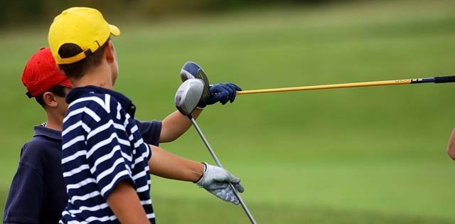 Ecole de golf loisir - Monéteau